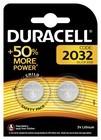 Элемент питания Duracell DL/CR2032-2BL