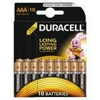 Элемент питания Duracell LR03-18BL BASIC (18шт. в блистере)