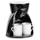 Кофеварка DELTA LUX DL-8131 черный