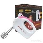 Миксер погружной МАТРЕНА МА-013 розовый (005495)