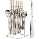 922-201 Набор столовых приборов (25 предмета) Agness