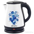 Чайник МАТРЕНА МА-003 белый гжель (006749)