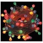 """008238 Электрогирлянда """"Шарики"""" Bead-100-5-MC LED"""