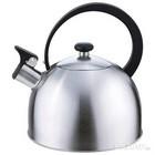 007879 Чайник металлический со свистком Mallony Palazzo матовый