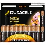 Элемент питания Duracell LR6-18BL BASIC (18шт. в блистере)