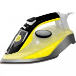 Утюг POLARIS PIR 2460AK желтый/серый