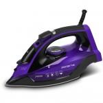 Утюг POLARIS PIR 2415K черный/фиолетовый