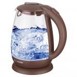 Чайник электрический HT-960-403 коричневый