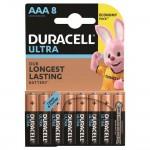 Элемент питания Duracell LR03-8BL Ultra Power (8шт. в блистере)