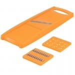 004273 Овощерезка морковная Mallony, 3 насадки