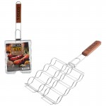 999674 Решетка-гриль для сосисок, колбасок, шпикачек ECOS RD-674