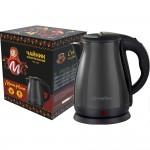 Чайник МАТРЕНА МА-003 черный (007356)